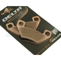Тормозные колодки Delta Braking Sinter - DB2011 - Kymco MXU 400