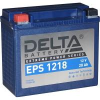 АКБ DELTA EPS  YTX 20H-BS (176 х 87 х 154)