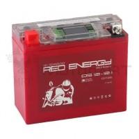 АКБ Red Energy гелевый  YT12B-BS (151 х 71 х 130) LCD дисплей 12Ач