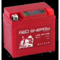 АКБ Red Energy гелевый  YTX  5L-BS, YTZ7S (114 х 70 х 106) LCD дисплей 5Ач