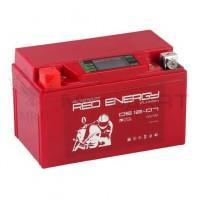 АКБ Red Energy гелевый  YTX  7A-BS (150 х 86 х 94) LCD дисплей 7Ач