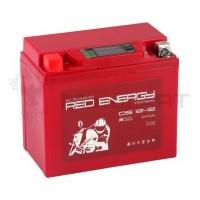 АКБ Red Energy гелевый  YTX 14-BS, YTX 12-BS (150 х 86 х 131) LCD дисплей 12Ач