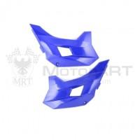 Боковые обтекатели передние (пара) KAYO KRZ синие