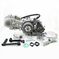 Двигатель в сборе YX 1P56FMJ  (W063) 140см3, кикстартер