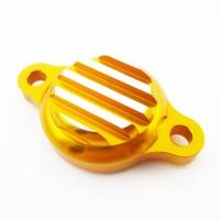 Крышка доступа к клапанам CNC YX140 - желтая