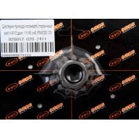 Шестерня привода коленвала (первичный вал) KAYO двиг. YX140 см3 (P040200) CN