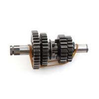 Вал КПП вторичный в сборе двиг. YX140 (кикстартер),150,160 OEM
