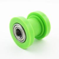 Ролик натяжения цепи привода 420, 428 d-10, зеленый