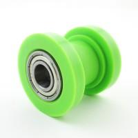 Ролик натяжения цепи привода 420, 428 d-8, зеленый