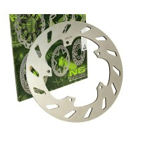 Тормозной диск NG - Italjet Dragster 180, Gilera FXR 180 DD, задний