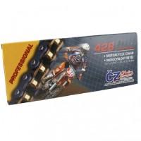 Цепь привода CZ Chains 428 MX Gold - 108
