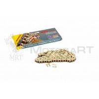 Цепь привода CZ Chains 428 MX Gold - 124