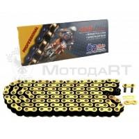 Цепь привода CZ Chains 428 MX Gold - 130