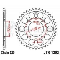 Звезда ведомая JTR1303.39