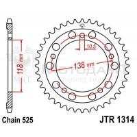 Звезда ведомая JTR1314.39