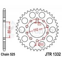 Звезда ведомая JTR1332.45