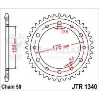 Звезда ведомая JTR1340.44