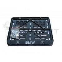"""Рамка для номера """"BMW"""""""
