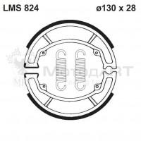 Колодки барабанного тормоза AP Racing LMS824