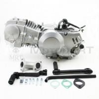 Двигатель в сборе YX 153FMI 125см3, кикстартер