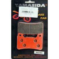 Колодки  диск. торм.  (RACING) FA390/FDB2181   Yamasida  TW